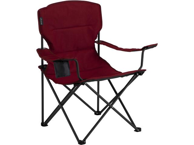 Vango Malibu Chaise, carmine red
